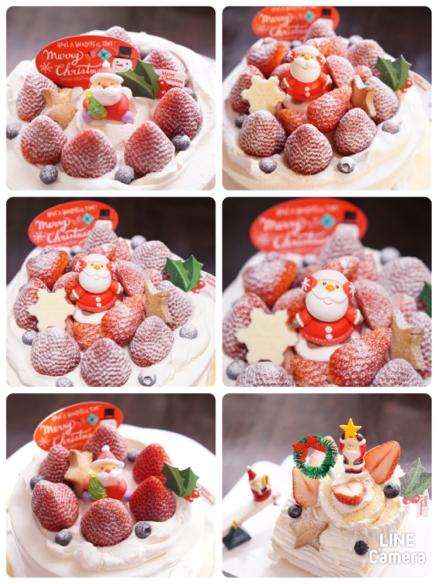 2019.12.24クリスマスケーキ記録🎄_c0169360_07501038.jpg