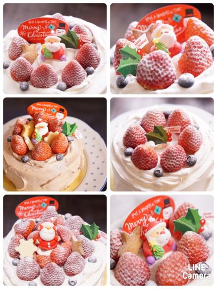 2019.12.24クリスマスケーキ記録🎄_c0169360_07535119.jpg