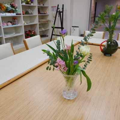 オークリーフ(絵画教室の花10)_f0049672_19485835.jpg