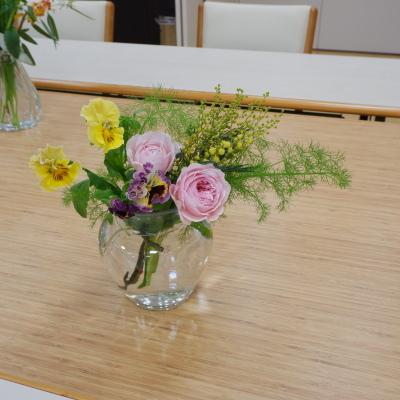 オークリーフ(絵画教室の花10)_f0049672_19490100.jpg
