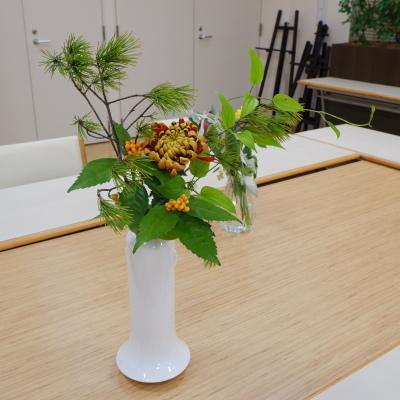 オークリーフ(絵画教室の花10)_f0049672_19490852.jpg
