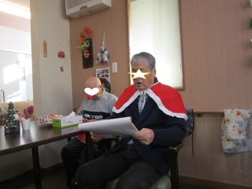 クリスマス会★_b0259579_20385847.jpg
