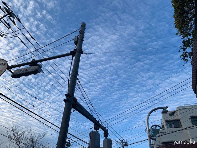歳晩の不思議な雲、、、_f0071480_17105216.jpg