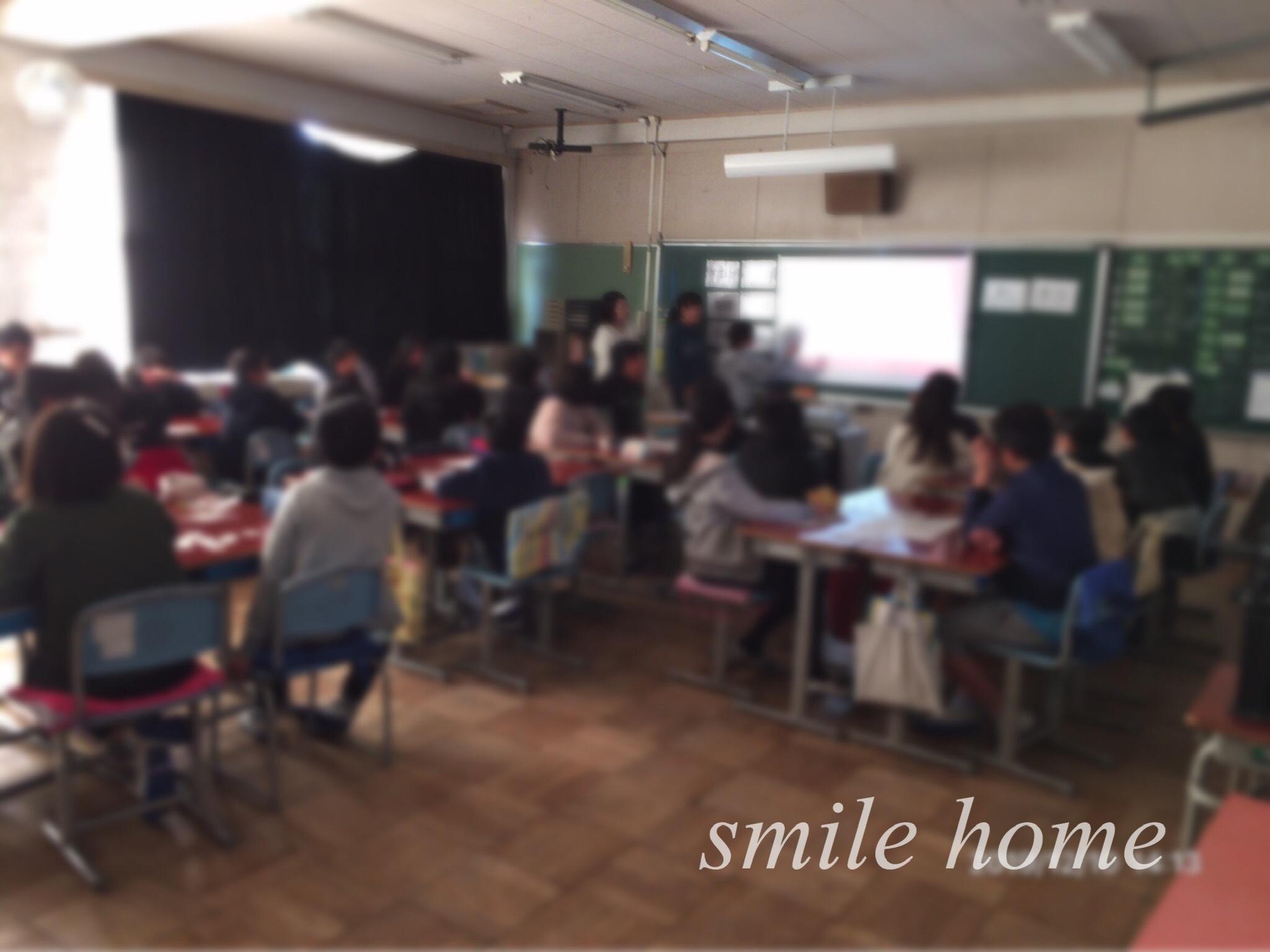 今年も家庭科授業にお邪魔してきました♪_e0303386_23221300.jpg