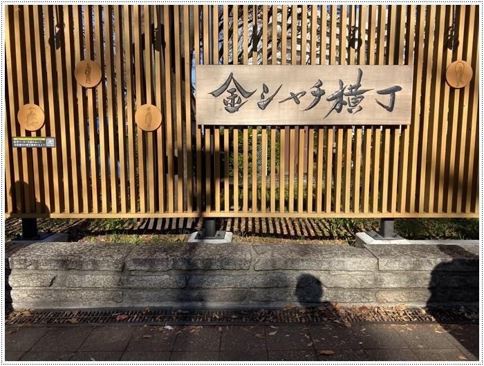愛知県(名古屋周辺)でのお出かけ その6 毎回定番のコース名古屋城 (11月29日)_b0175688_00003267.jpg