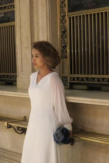 冬のフォトツアーには長袖ドレスが似合います♪ _b0209691_15511120.jpg