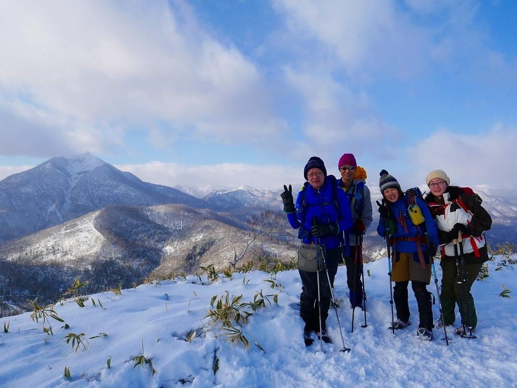 イチャンコッペ山と幌平山、2019.12.29_f0138096_16225544.jpg
