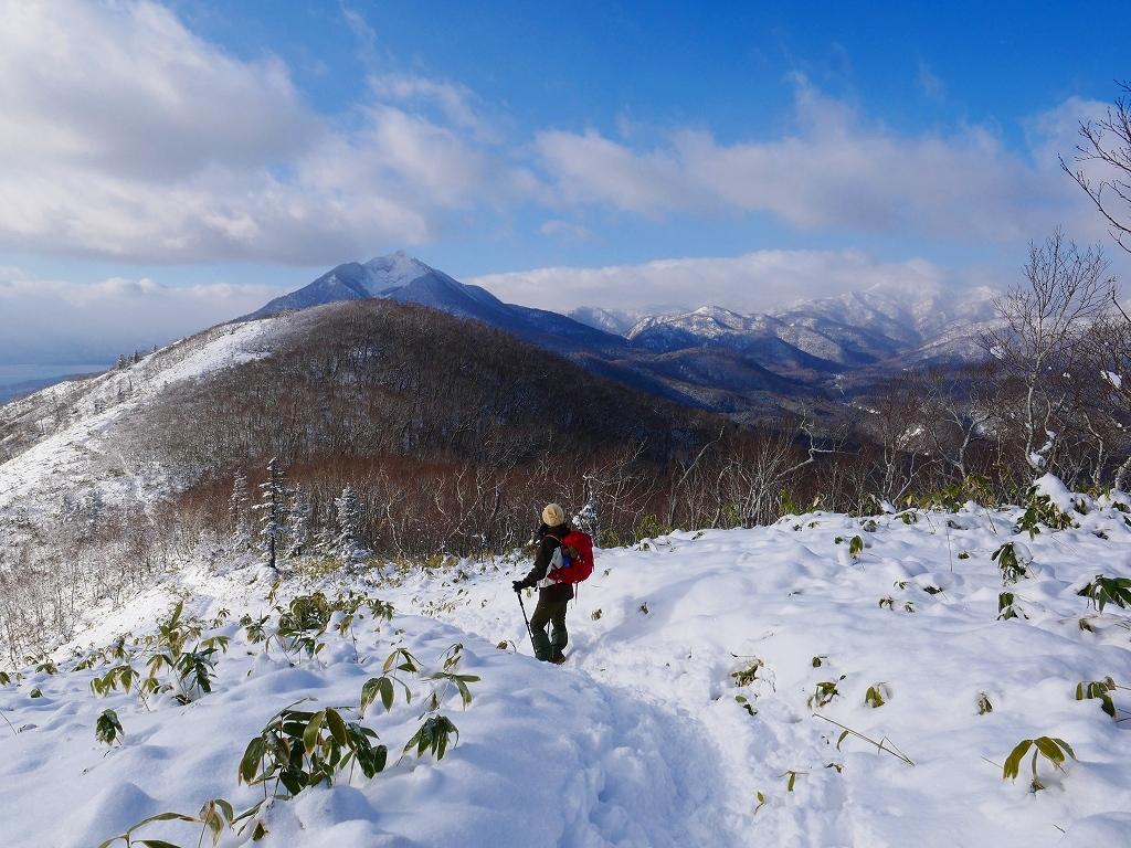 イチャンコッペ山と幌平山、2019.12.29_f0138096_16231714.jpg