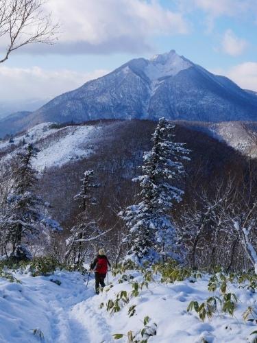 イチャンコッペ山と幌平山、2019.12.29_f0138096_16234595.jpg