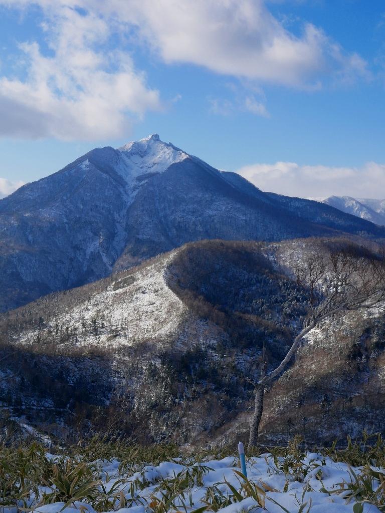 イチャンコッペ山と幌平山、2019.12.29_f0138096_16235321.jpg