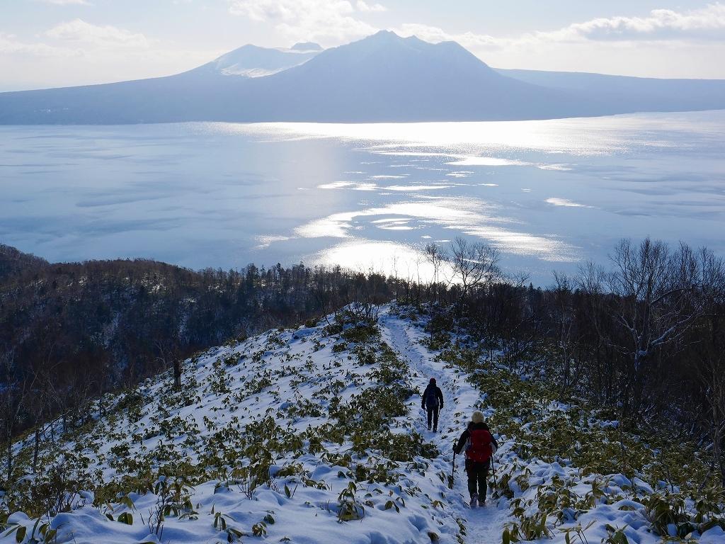 イチャンコッペ山と幌平山、2019.12.29_f0138096_16240038.jpg