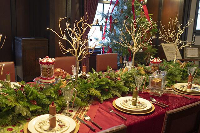 山手西洋館・世界のクリスマス2019・外交官の家・ブラフ18番館_b0145398_00121053.jpg