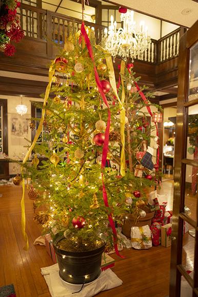 山手西洋館・世界のクリスマス2019・山手111番館・カナダのクリスマス_b0145398_23403352.jpg