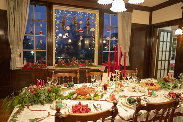 山手西洋館・世界のクリスマス2019・山手111番館・カナダのクリスマス_b0145398_23421048.jpg