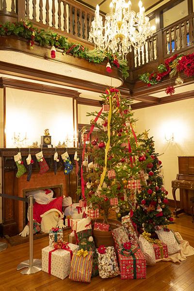 山手西洋館・世界のクリスマス2019・山手111番館・カナダのクリスマス_b0145398_23452200.jpg