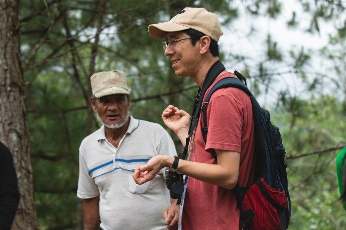 コーヒーの森で野鳥観察ワークショップ開催_b0128901_14172207.jpg