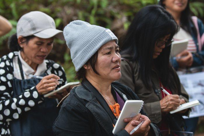 コーヒーの森で野鳥観察ワークショップ開催_b0128901_14233299.jpg