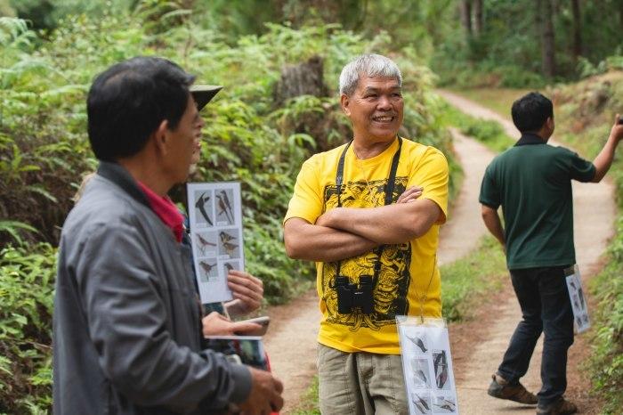 コーヒーの森で野鳥観察ワークショップ開催_b0128901_14233370.jpg