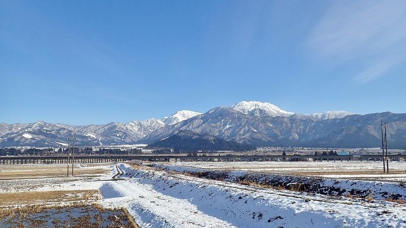 雪のない年の瀬となっています_c0336902_15461137.jpg