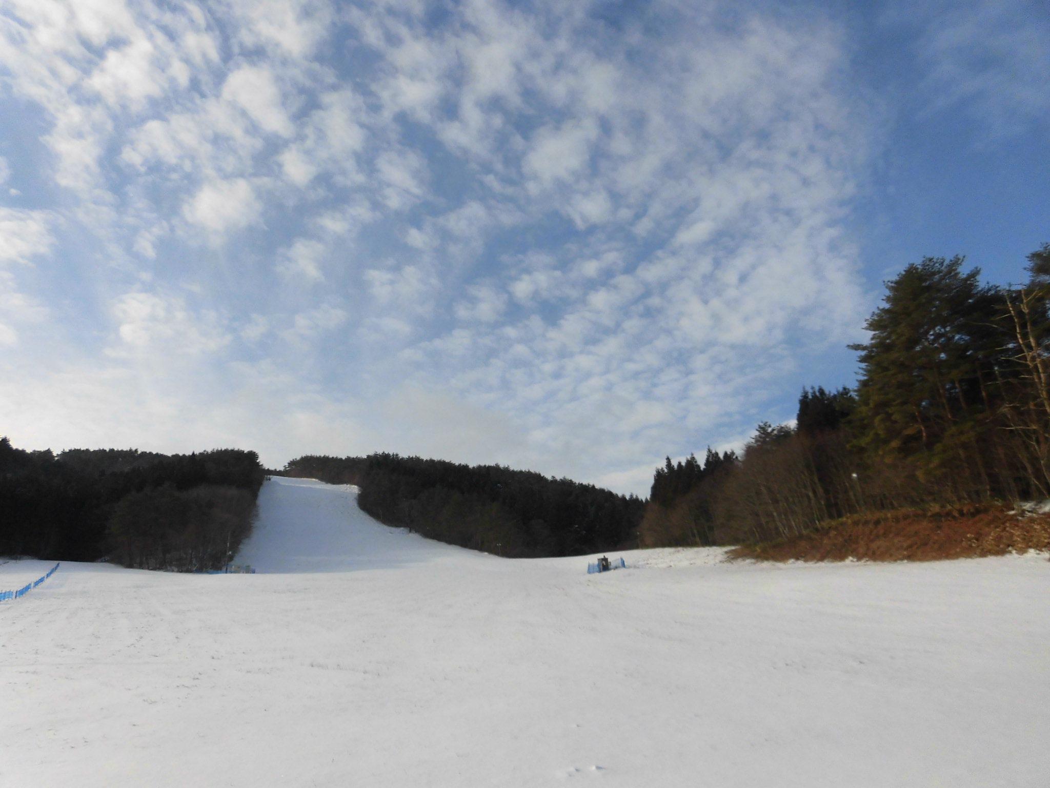 令和元年12月30日(月)天気:くもり 気温:-3℃ 積雪:5cm 滑走不能_e0306207_09192479.jpg