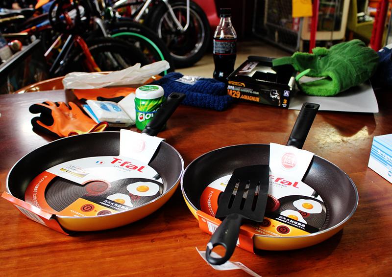 ティファール レモネード  札幌自転車屋。_a0139912_12544574.jpg