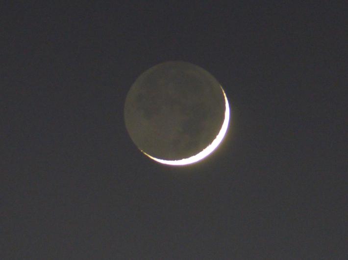 月と金星_f0296312_23431513.jpg