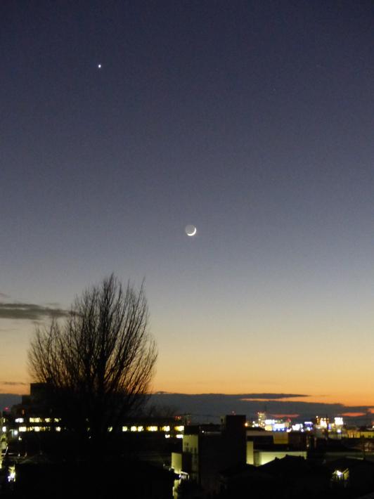 月と金星_f0296312_23464994.jpg