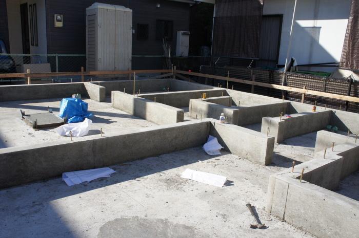 木造二階建て住宅が出来るまで(^-^)/ _e0243413_20284672.jpg