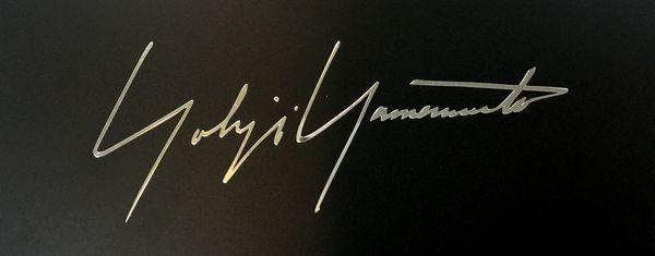 YOHJI YAMAMOTO(ヨウジヤマモト) 新作アイウェア コレクション入荷しました! by甲府店_f0076925_16121232.jpg
