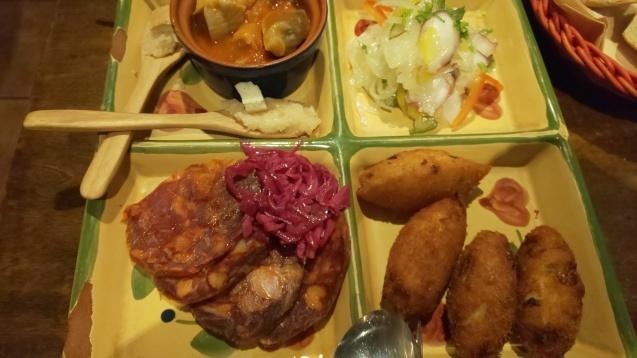 渋谷 ポルトガル料理 マヌエル コージニア ポルトケージァ_c0124528_05195762.jpg