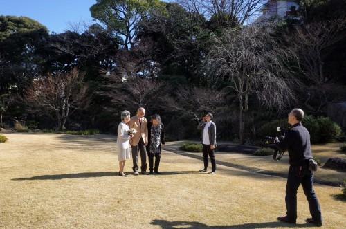 ダイヤモンド婚式のお祝いを60年前の披露宴会場で_d0004728_15315367.jpg