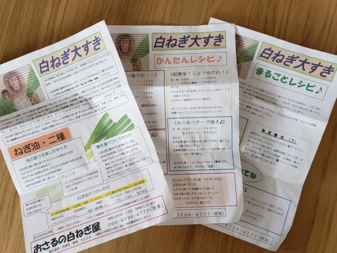 おさるの白ねぎ屋でお昼ご飯(東広島市)_a0105740_14261652.jpg