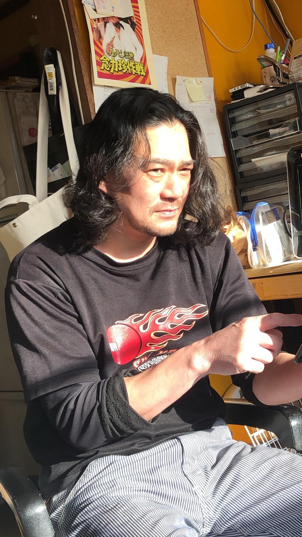 長瀬智也とシバターと木村店長。_d0164343_13354638.jpg