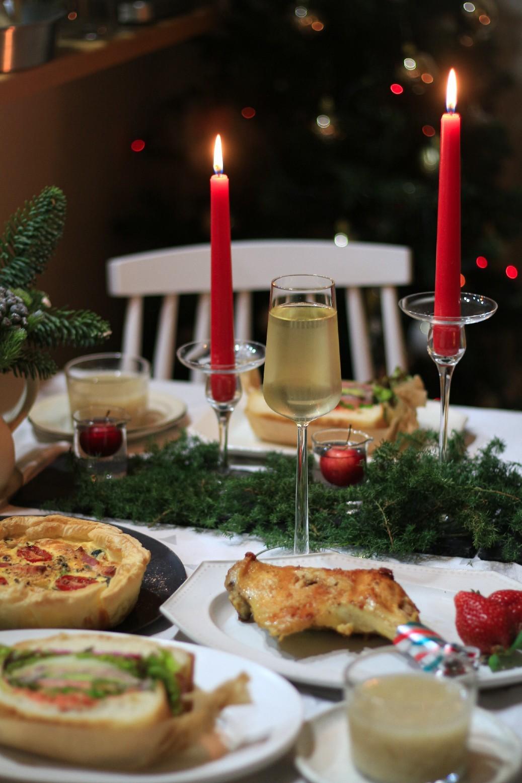 クリスマスイヴ_c0199544_15200949.jpg