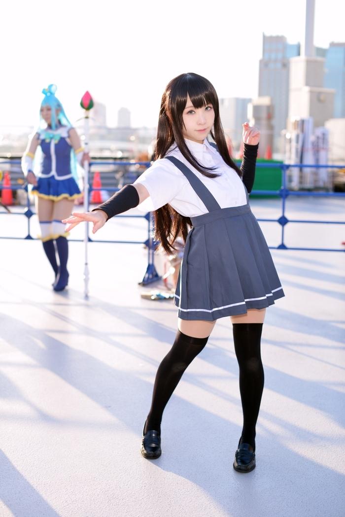 ミカさん コミックマーケット97 2日目_f0215145_22353056.jpg