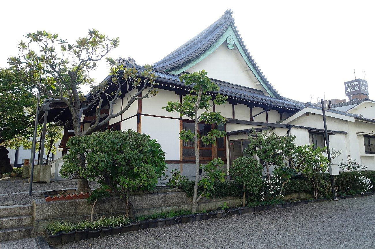 日下山 願泉寺庭園_c0112559_13042133.jpg