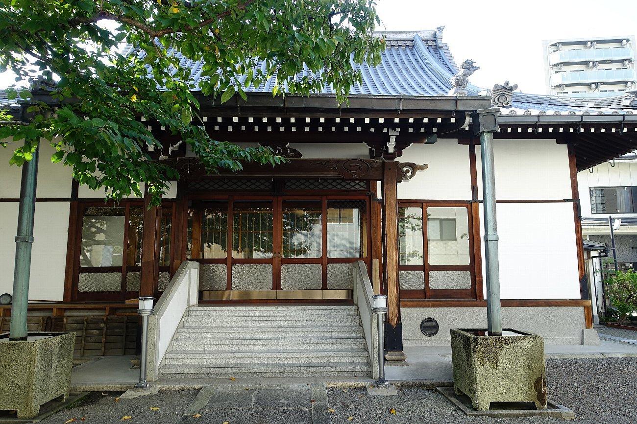日下山 願泉寺庭園_c0112559_13062341.jpg