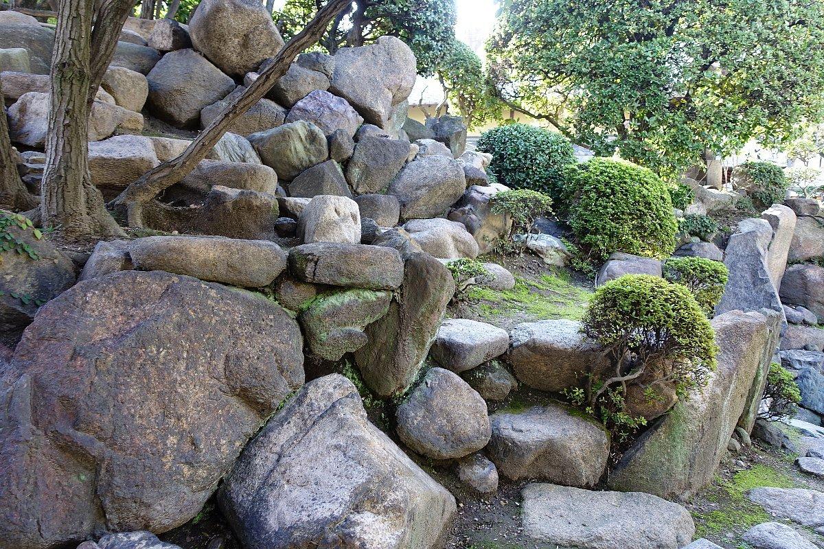日下山 願泉寺庭園_c0112559_13083947.jpg