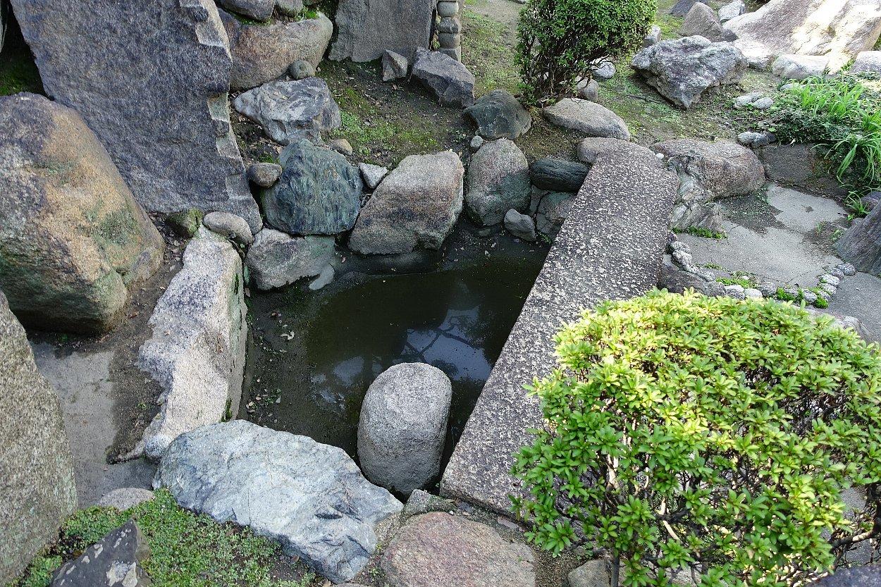 日下山 願泉寺庭園_c0112559_13103652.jpg