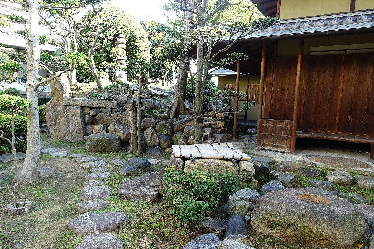 日下山 願泉寺庭園_c0112559_13122616.jpg