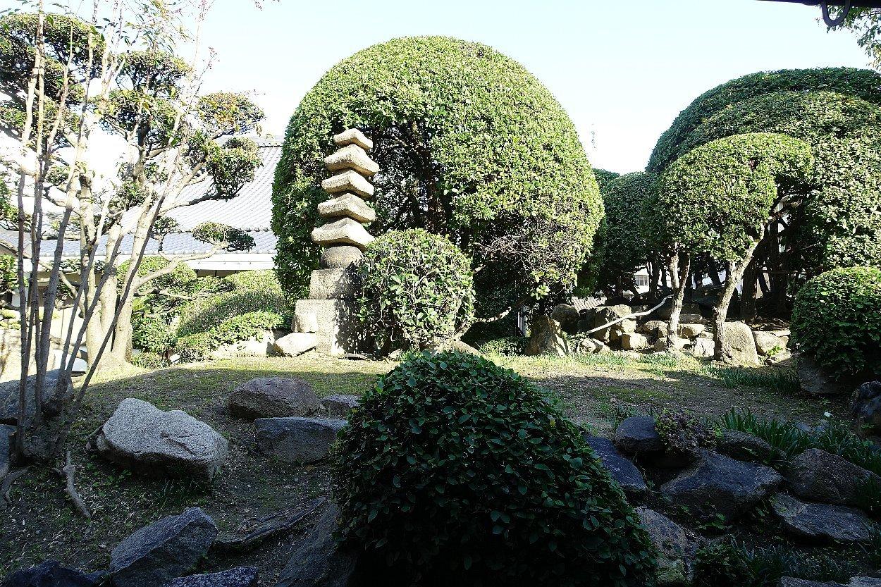 日下山 願泉寺庭園_c0112559_13142154.jpg