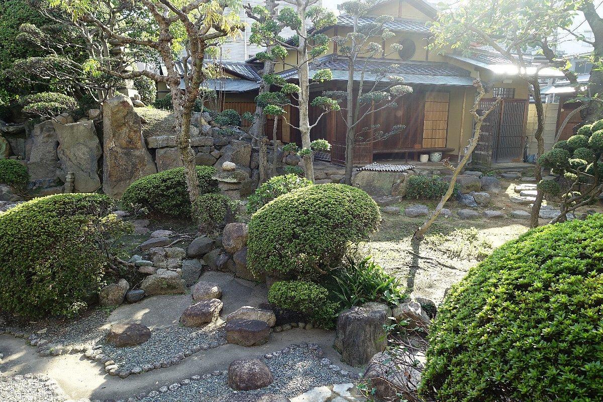 日下山 願泉寺庭園_c0112559_13154166.jpg