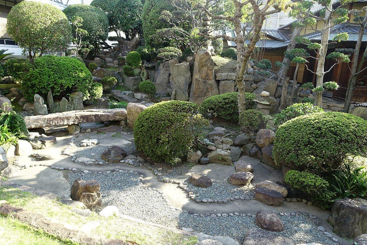 日下山 願泉寺庭園_c0112559_13155761.jpg
