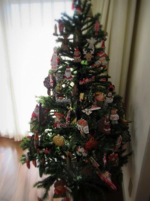 年の瀬 * メタルビーズ教室で作るクリスマスと干支のモチーフ♪_f0236260_01122272.jpg
