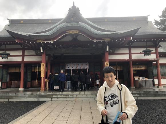 終い詣 in 気比神宮_d0227066_21171593.jpg