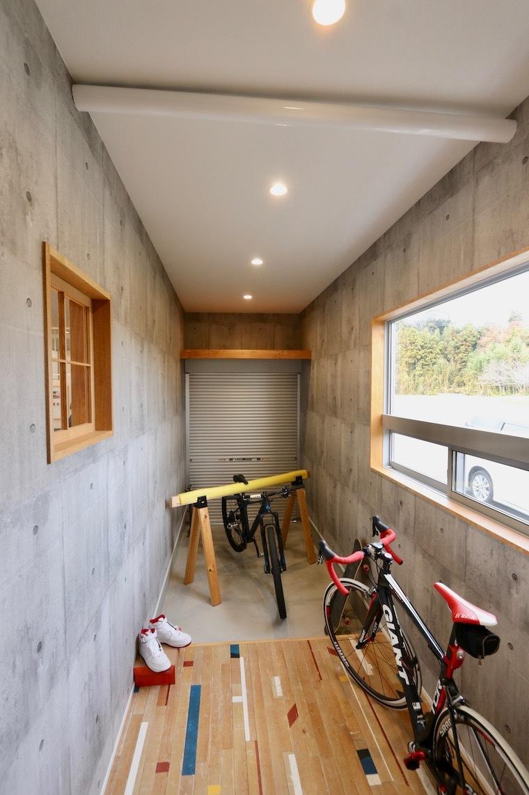 オープンハウス「Stoat house」_f0324766_14211381.jpg