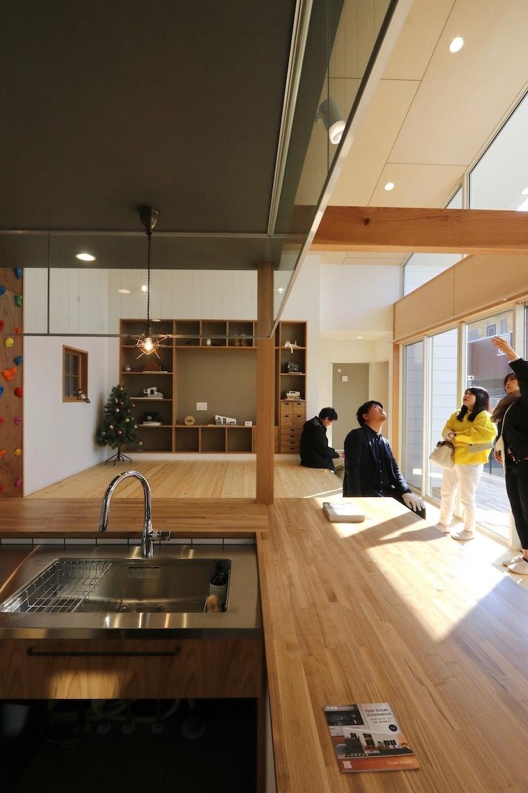 オープンハウス「Stoat house」_f0324766_14211800.jpg
