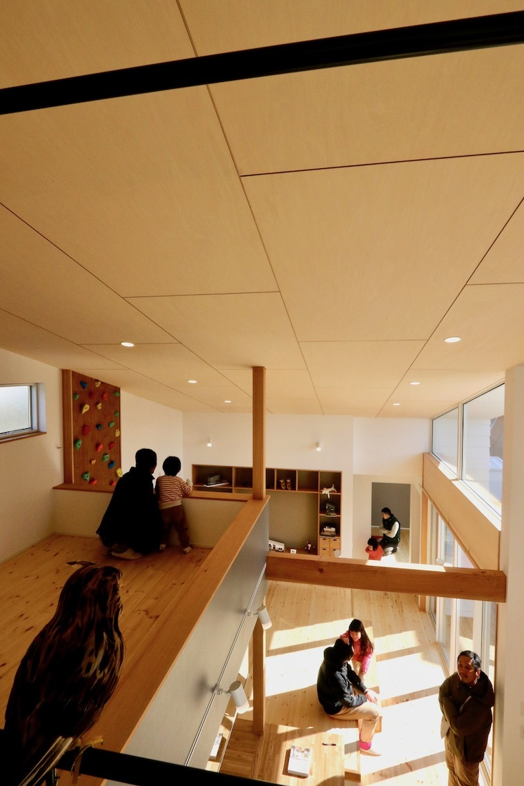 オープンハウス「Stoat house」_f0324766_14211805.jpg