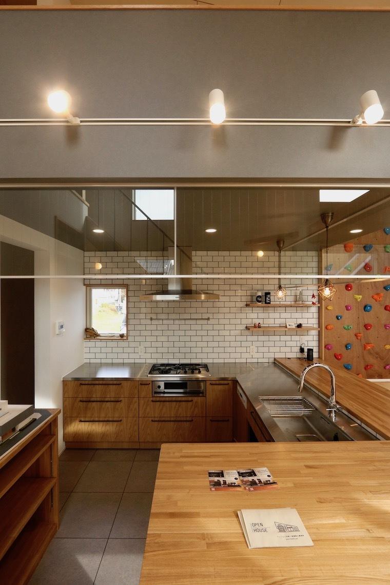 オープンハウス「Stoat house」_f0324766_14211901.jpg