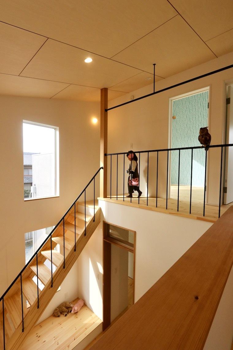 オープンハウス「Stoat house」_f0324766_14211963.jpg